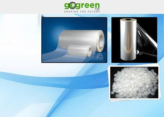 Plastic raw material trader in uae