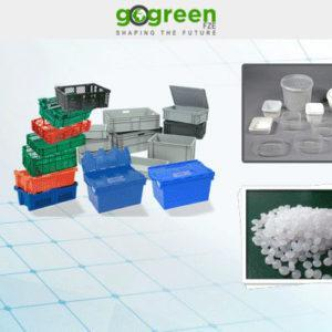 Global distributor of polyethylene in uae