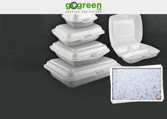 Plastic raw material trader in uae