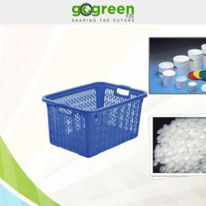 Plastic polymer suppliers in UAE